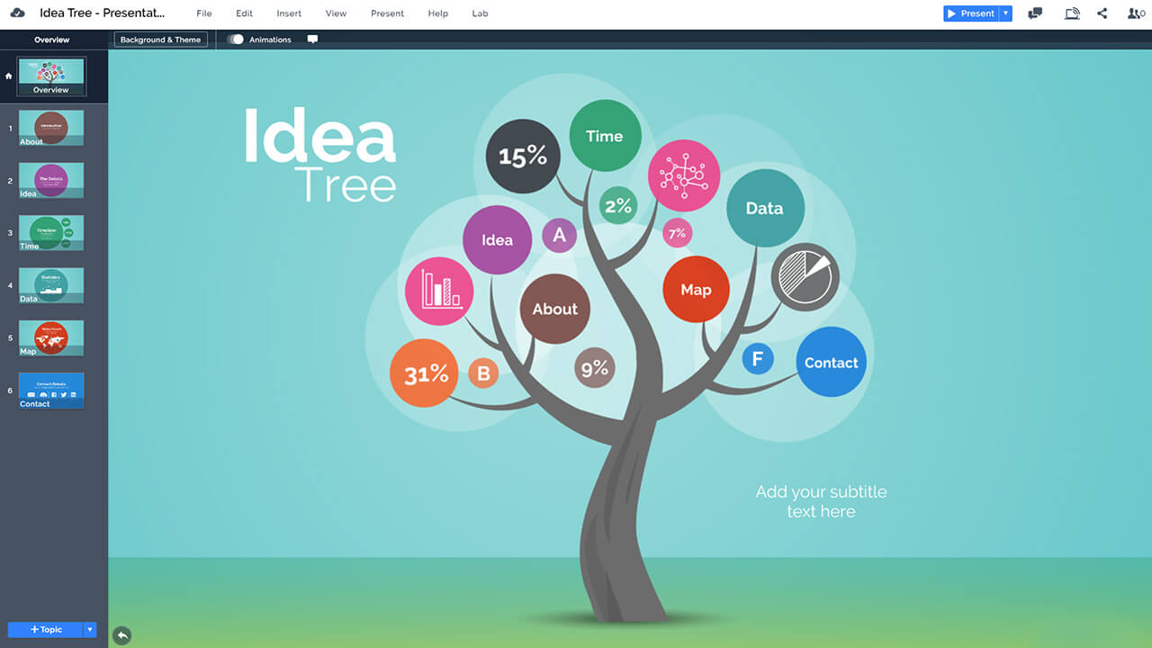 idea-tree-diagram-presentation-template-prezi-next-infographic-tree-template