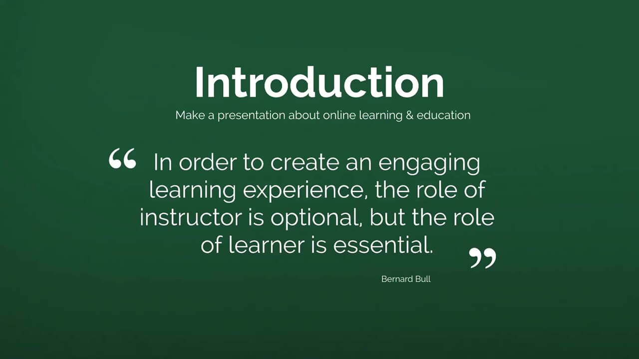 internet education presentation template prezibase