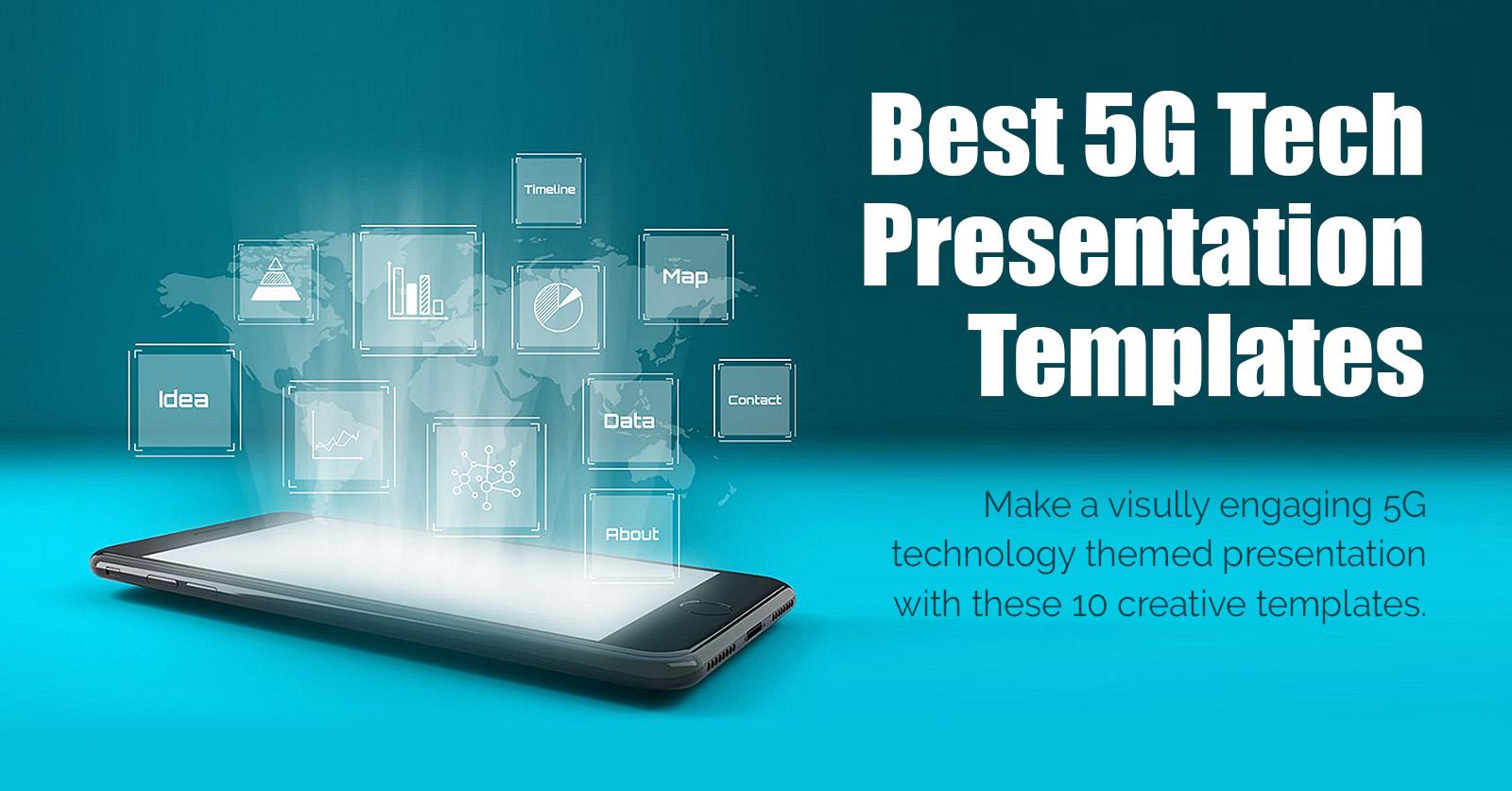 5g-presentation-templates