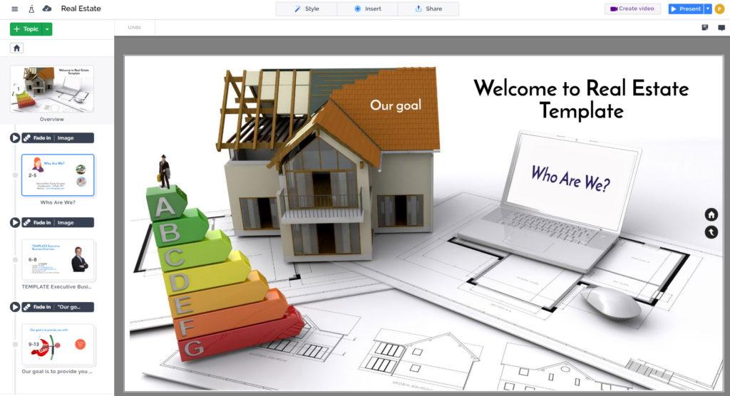 house blueprint real estate development
